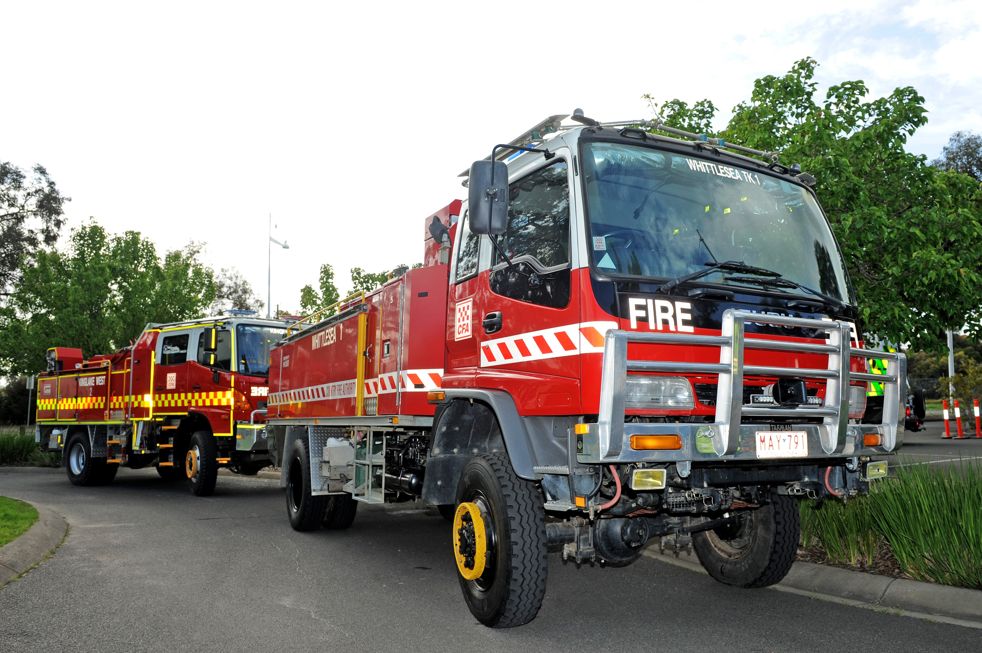 Fire Services Property Levy