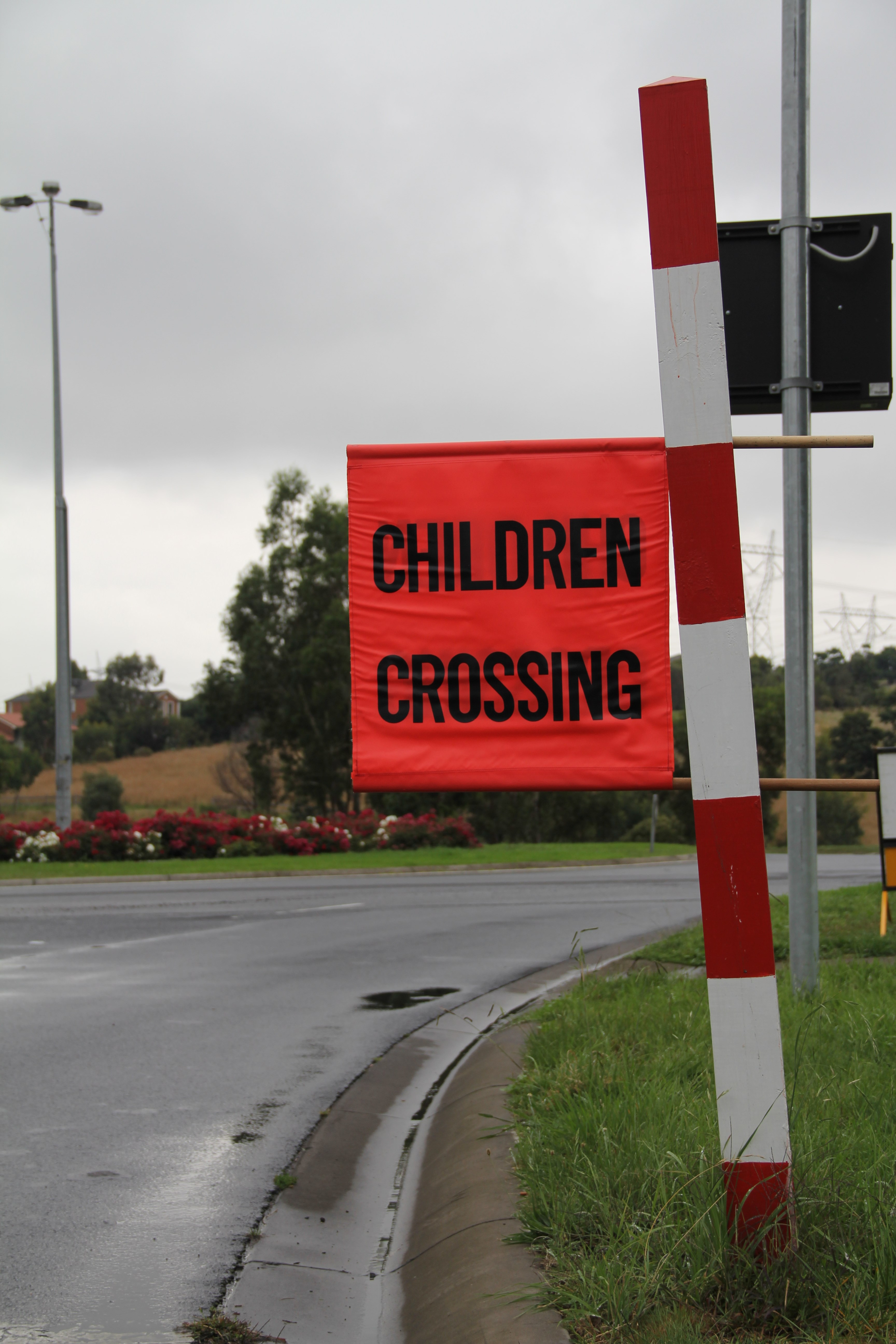 Children's school crossings