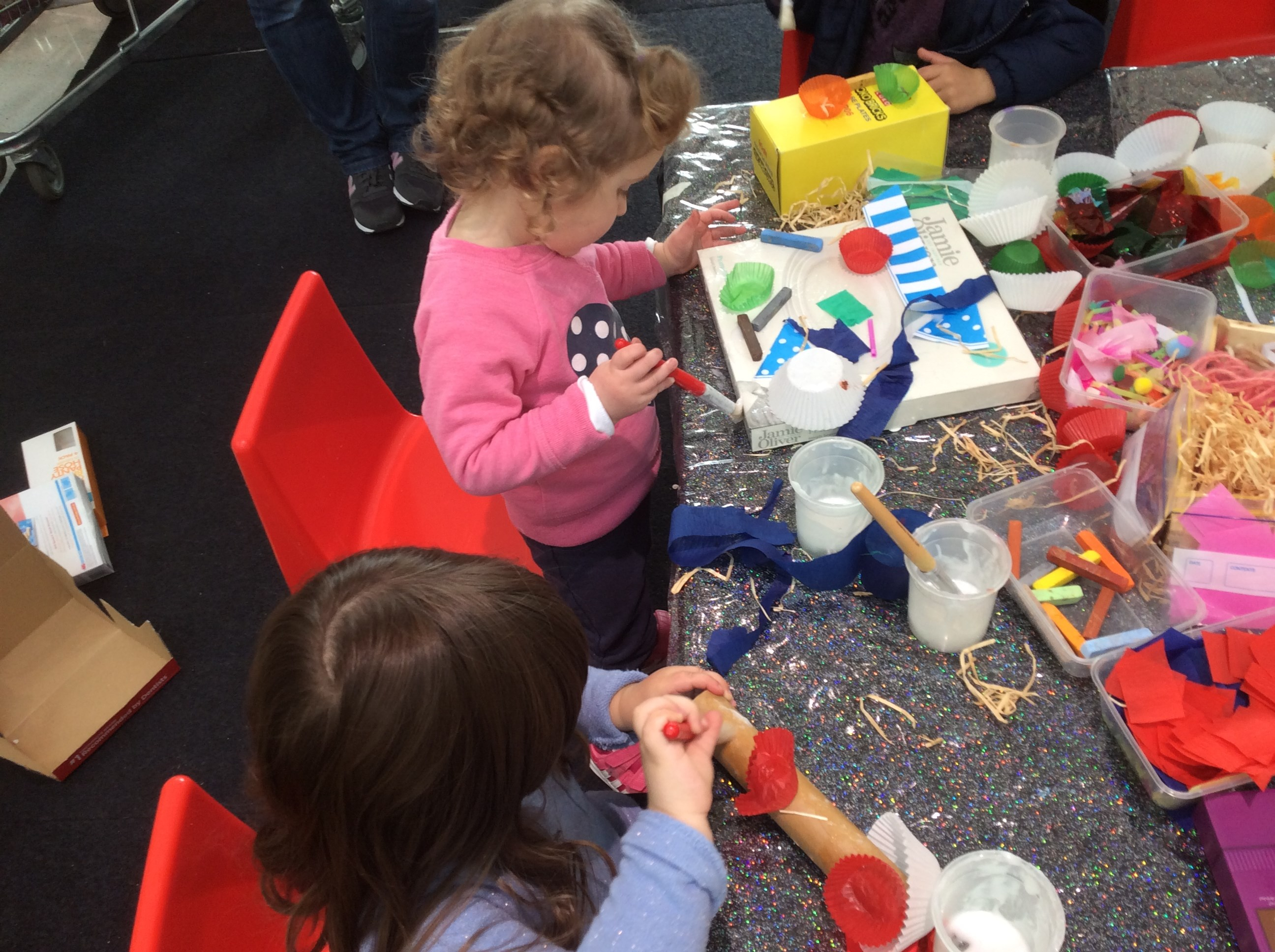 Pop up playgroup