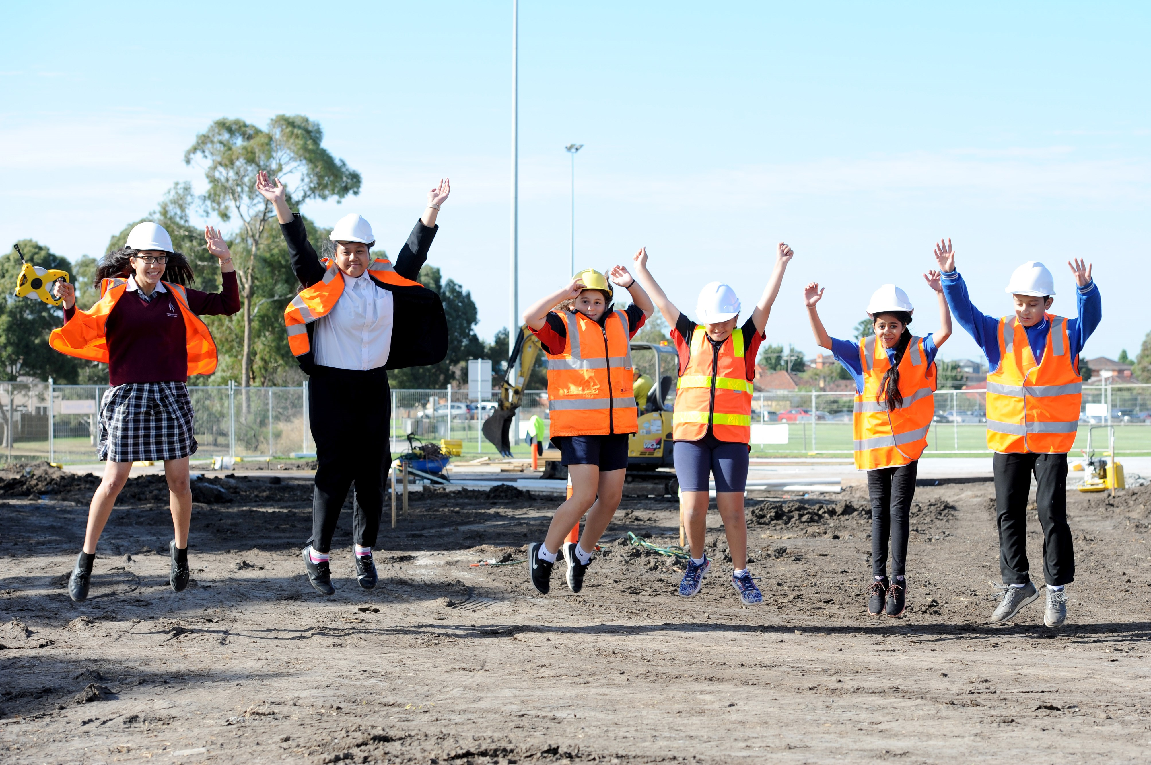 Kids lend a hand to design Thomastown play space