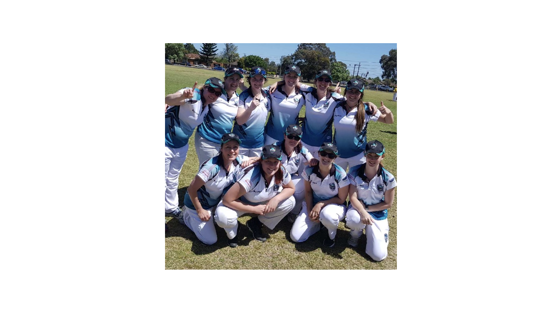 Play women's cricket with Laurimar Cricket Club