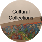 Cultural collections icon