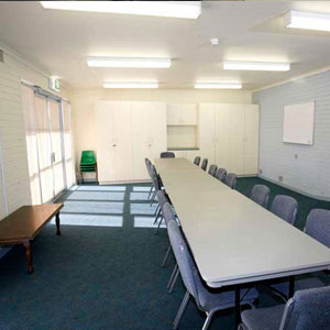 Epping Memorial Hall's Meeting Room fits a maximum of 20 people.